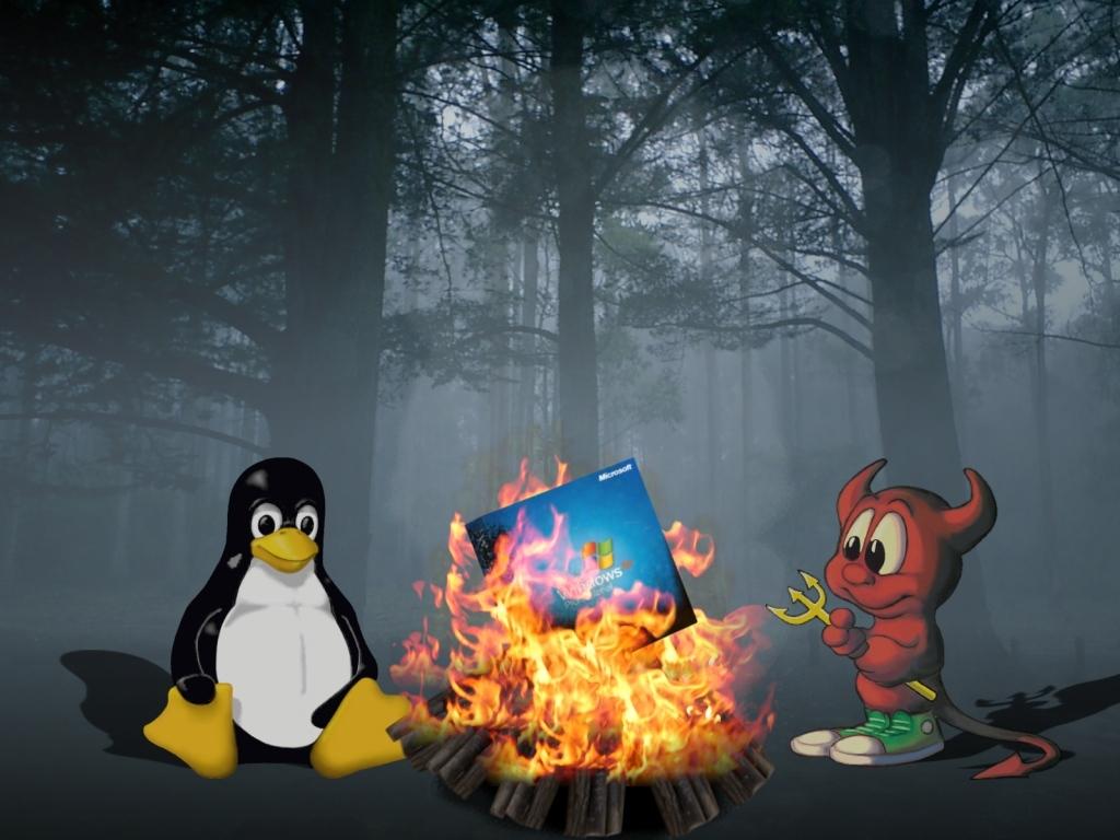 Fondos Linux