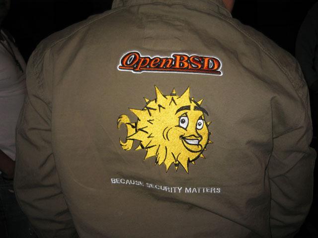Fanatico de OpenBSD
